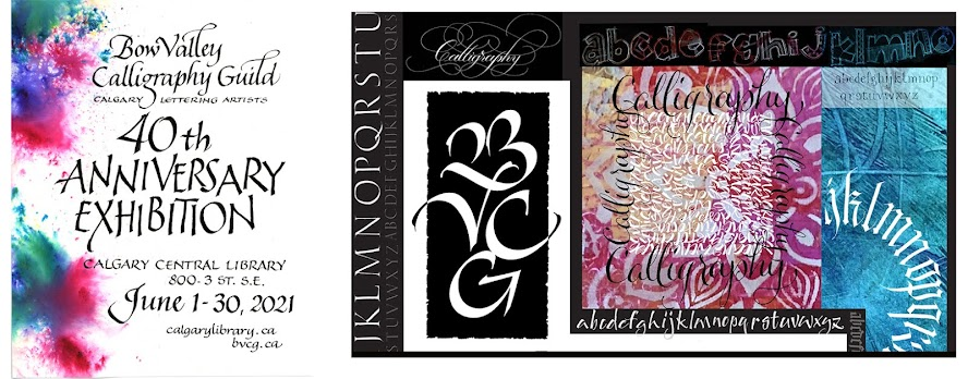 Bow Valley Calligraphy Guild