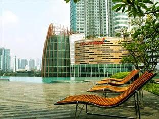 Harga Hotel bintang 5 Jakarta - Manhattan Hotel