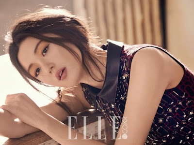 Jeon Ji Hyun - Elle Magazine April Issue 2015