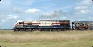 Les trains du monde