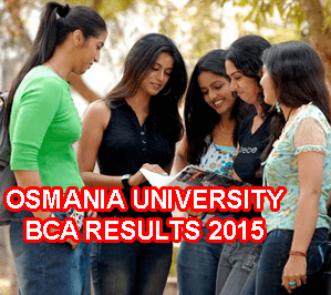 Osmania University BCA Results 2015 (All Semesters), OU BCA May 2015 Results, osmania.ac.in BCA Results Today, OU BCA Results 2015 Download, OU BCA 1st 2nd 3rd 4th Semester Results 2015, Osmania BCA Results 29 June 2015, OU BCA May-2015 Results with Mark Sheet Download
