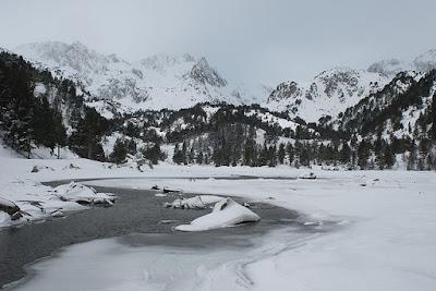 pirenei costa brava inverno