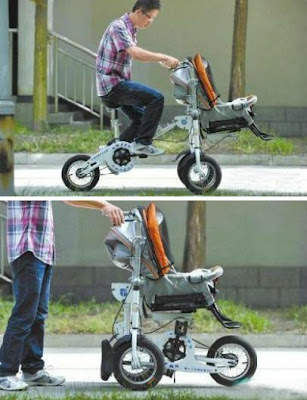 Cool Folding Bikes and Creative Folding Bike Designs (20) 20