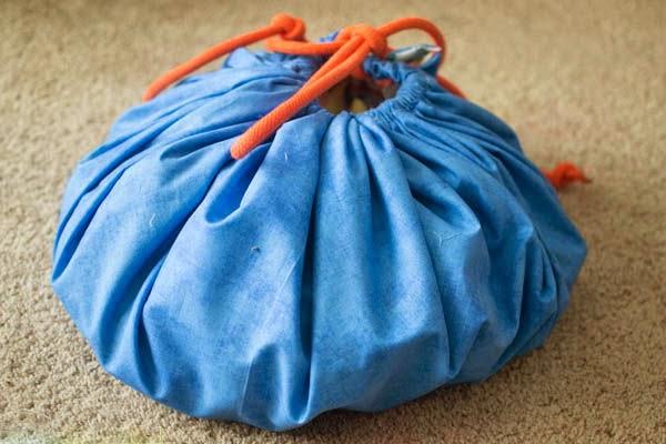 Ковёр мешок для игрушек