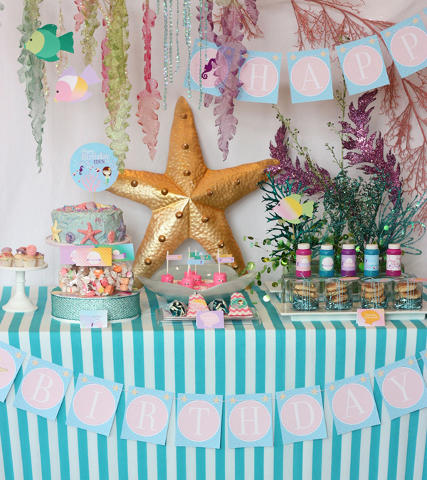 Adult Birthday Party Decoration Ideas