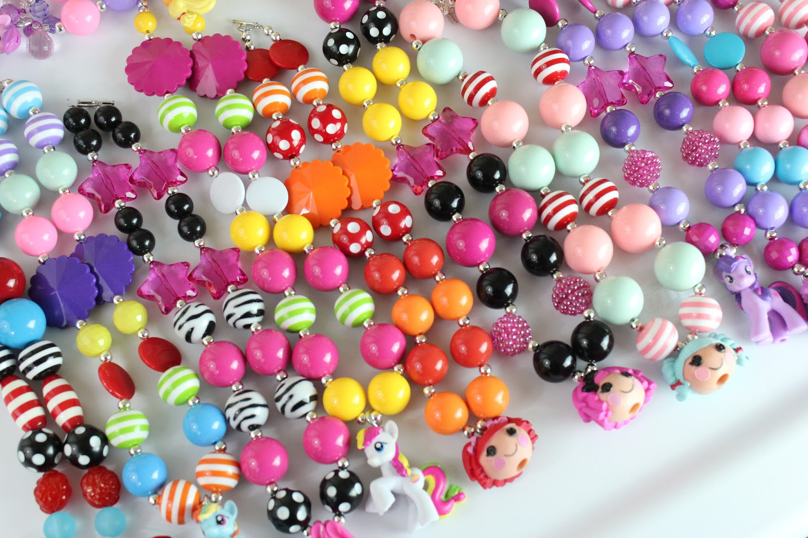 beaded bubblegum supplies and beads jewelry necklace set pendants chunky c making christmas wholesale