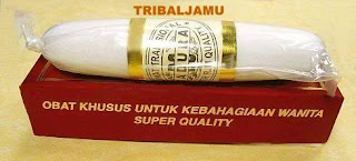 White Jamu Stick Tongkat Madura
