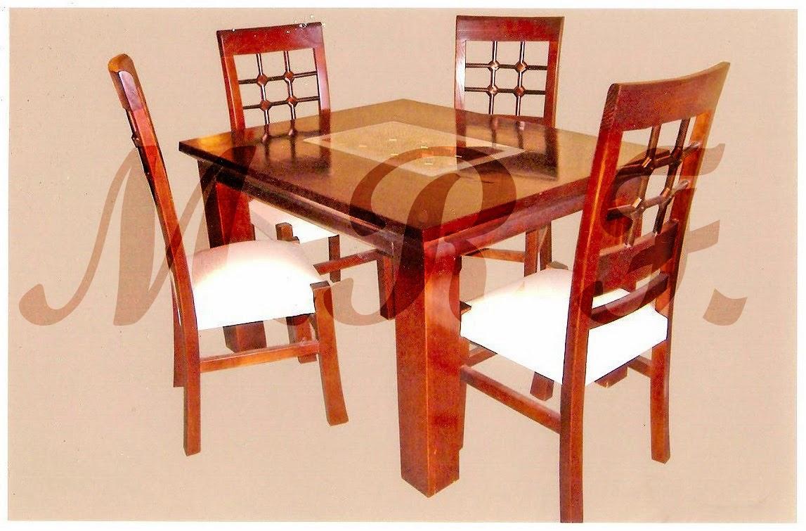 Muebles rusticos fosado m r f comedores for Comedores en mexico