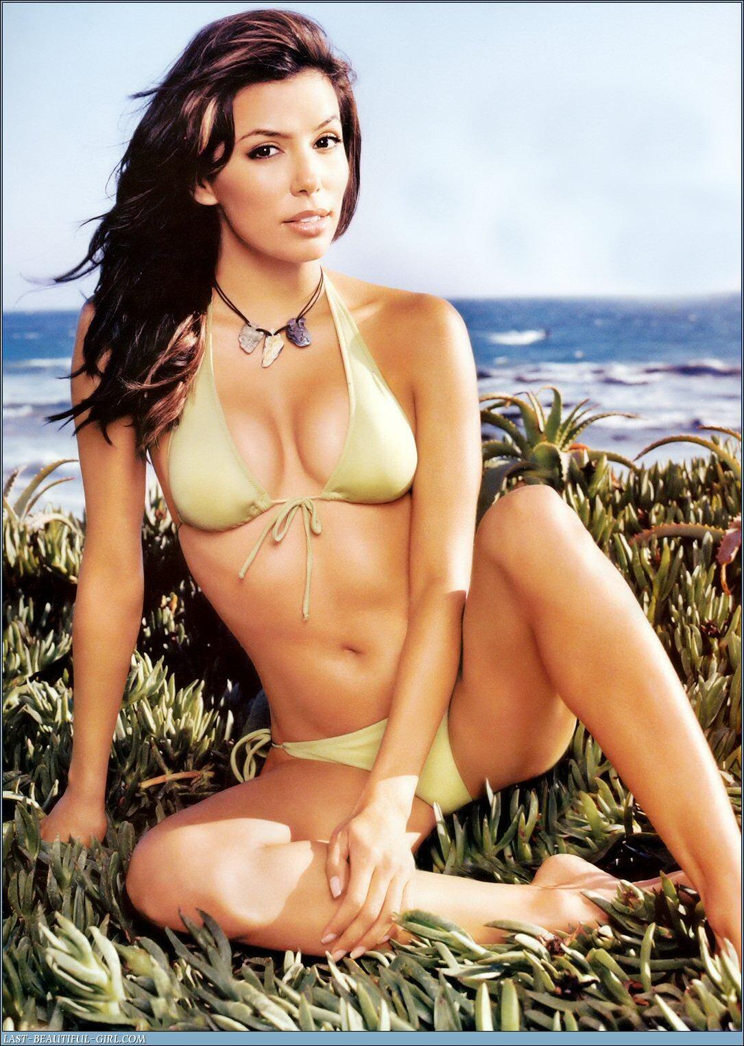 Celebrity Arena: Eva Longoria Hot Sexy Photo & Biography