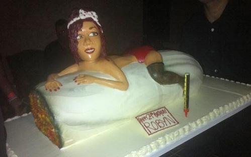 rihanna cake