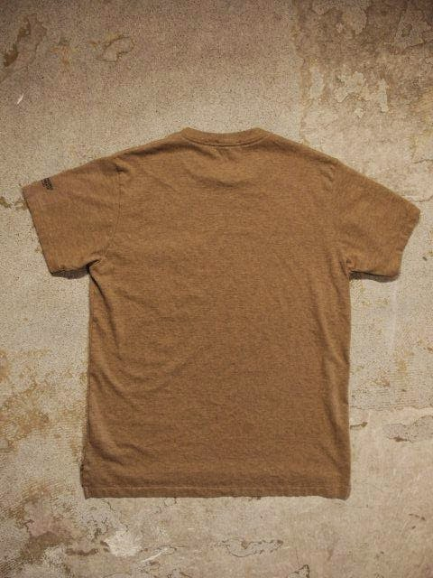 Engineered Garments Printed Cross Crew Neck T-Shirt Spring/Summer 2015 SUNRISE MARKET