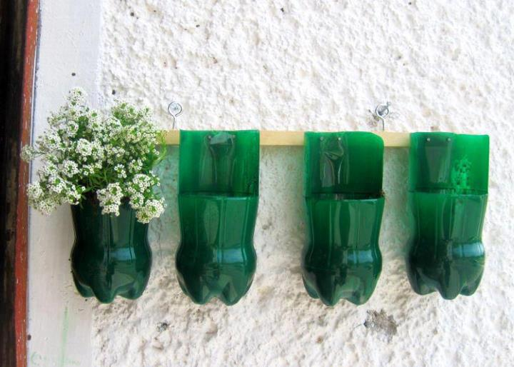 HEART of Timisoara: Recycle ideas for plastic bottles