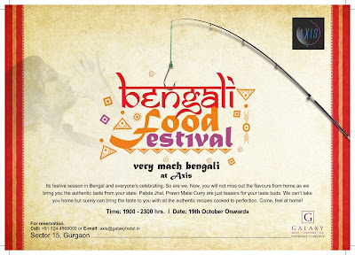 Bengali food festival in Delhi
