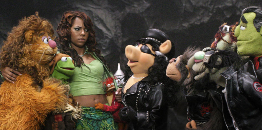 A Much Deeper Level: The Muppets' Wizard of Oz, Part 3 ...
