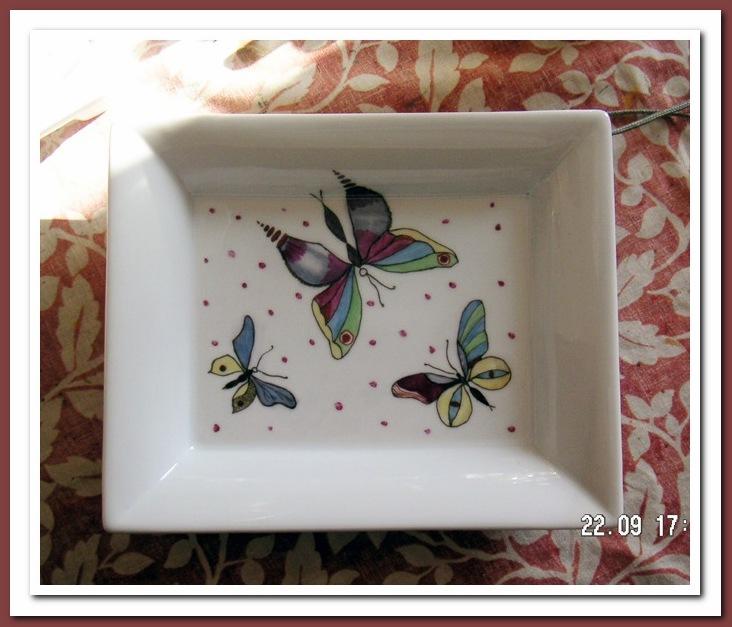 la peinture sur porcelaine mai 2011