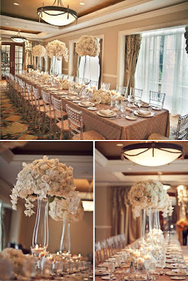 long table wedding