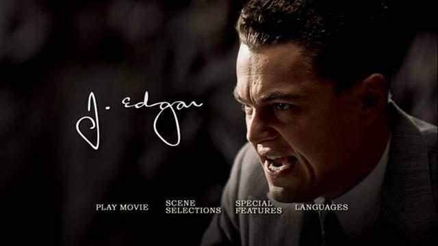 J Edgar DVDR NTSC Español Latino ISO 2011