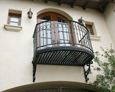 Desain Rumah Gaya Spanyol 4