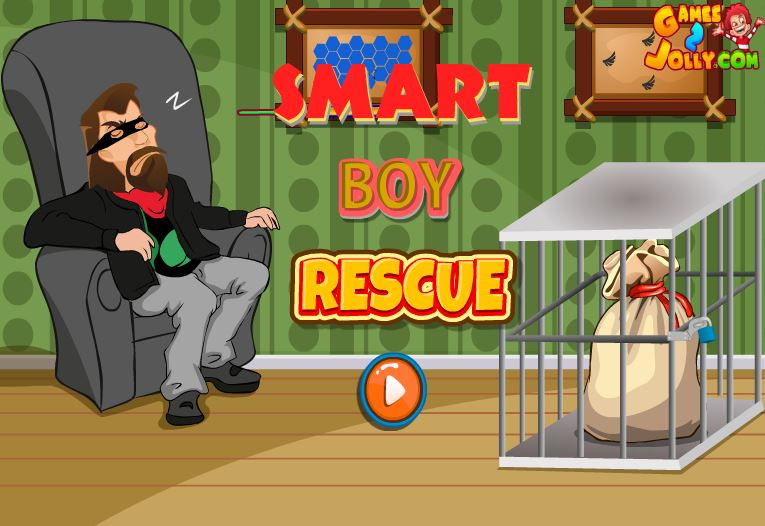 Smart Boy Rescue Walkthro…