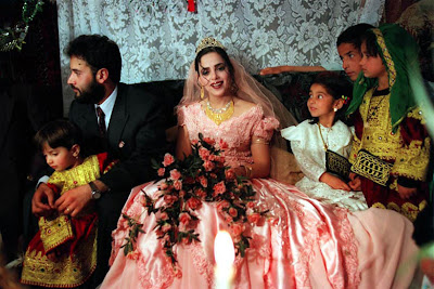 Afghan Wedding, Afghanistan Modern Wedding