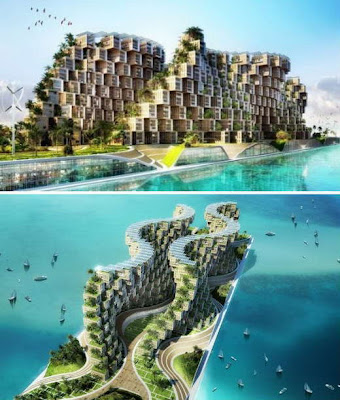 Coral Reef Island - Haiti
