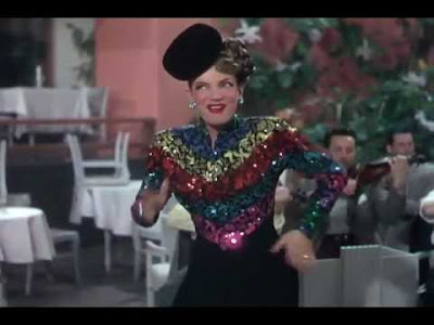 Carmen Miranda- Cooking With Gas (1948)