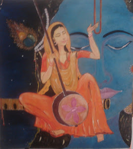 Hindu Mystical Singer