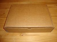 Assembled 9 x 12 x 3 box