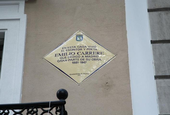 Casa de Emilio Carrère