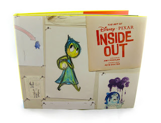 pixar the art of inside out