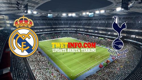 Prediksi Real Madrid vs Tottenham Hotspur FC Audi Cup 2015