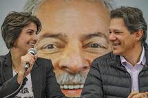 ➥ POR UM BRASIL JUSTO E DEMOCRÁTICO