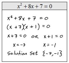 Edu Technology and Algebra: Algebra: Solving Quadratic Equations ...