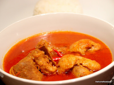 thehomefoodcook - south east asian duck curry