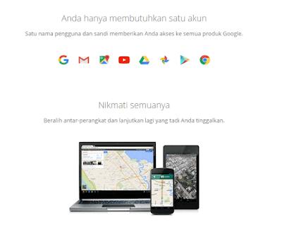 cara membuat email gmail baru lengkap melalui Google (Terbaru)