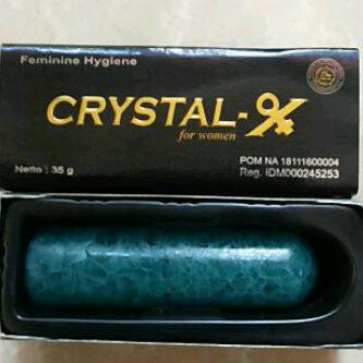 Crystal X, Penuh Resiko atau Manfaat?