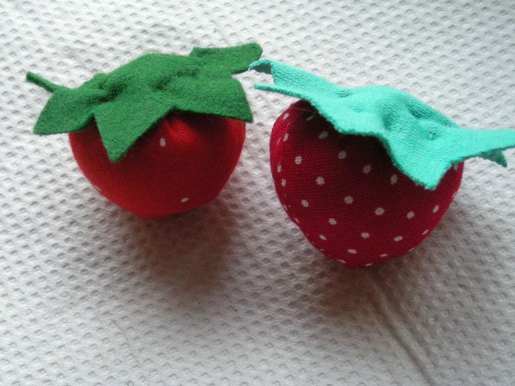 Så skal der sys jordbær!