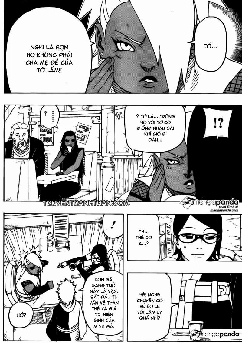 Naruto Gaiden – Hokage Đệ Thất chap 2 Trang 11