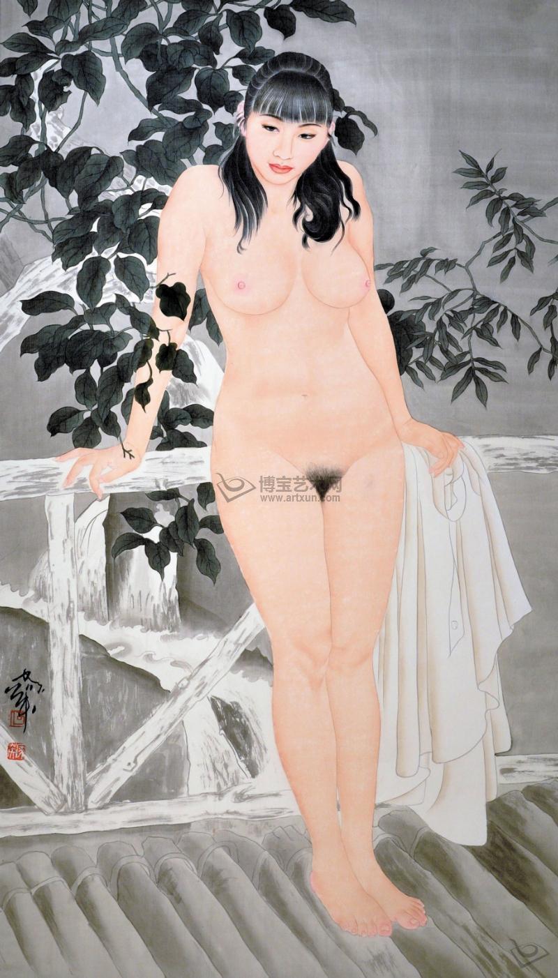 Эротическая живопись китая 12 фотография