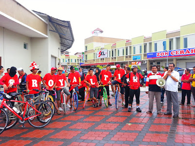 c4r cycling for royalty bicara selebriti 2013