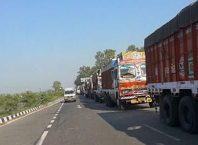 Delhi Amritsar National Highway
