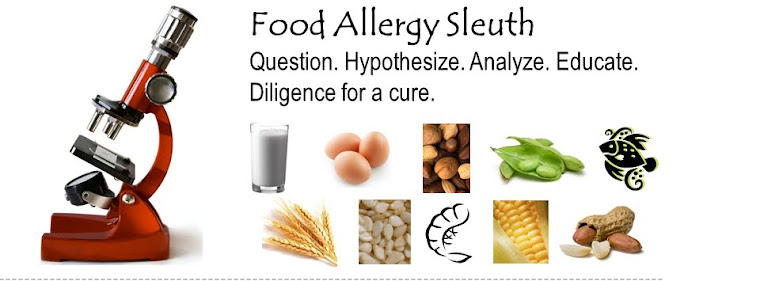 Food Allergy Sleuth