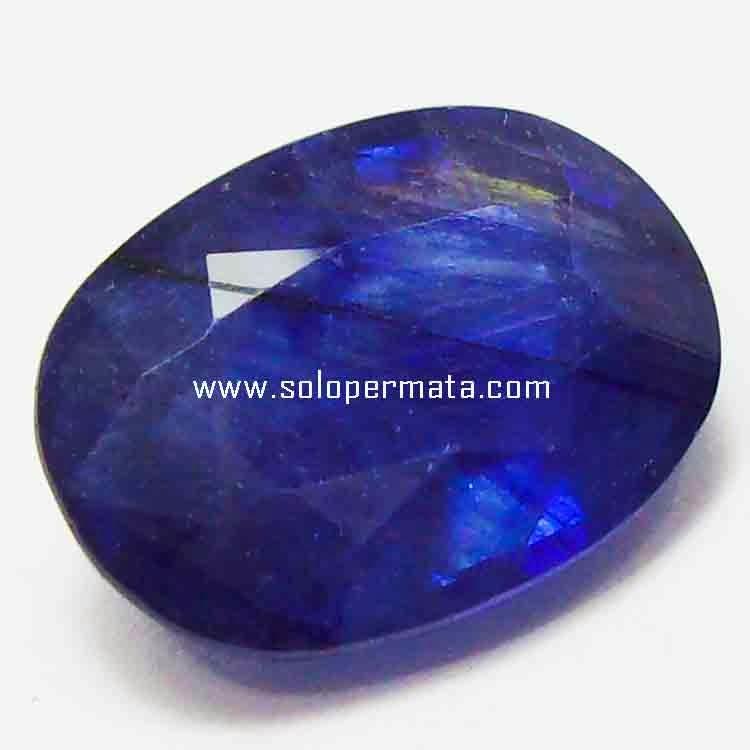 Batu Permata Blue Sapphirei - 15B04