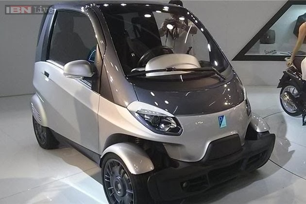 Bajaj U Car To Hero Ion 18 Catchy Concept Vehicles At