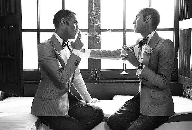 Dan and Dean Caten (DSquared2) / Fashion Designers