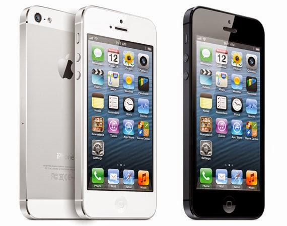 Harga Ponsel Apple Terbaru Lengkap 2014