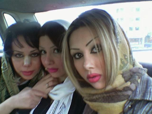 عکس جیگرهای ایرانی