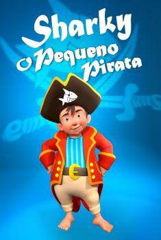 Capitão Sharky: O Pequeno Pirata Torrent - WEB-DL 1080p Dual Áudio