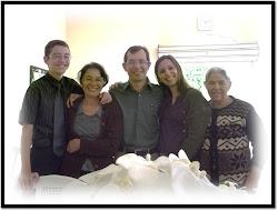 Pr. Renato e família