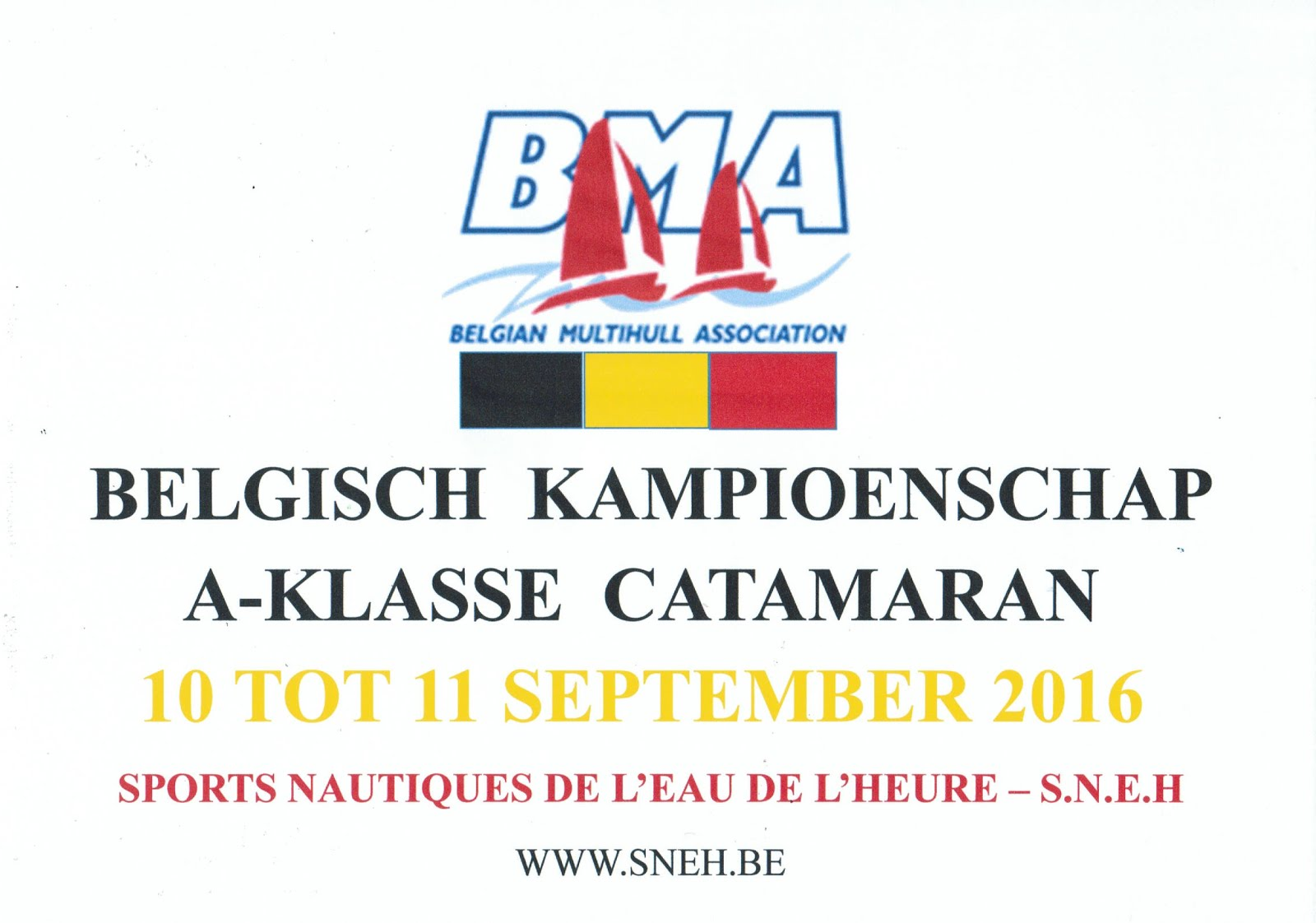 Belgisch Kampioenschap 2016